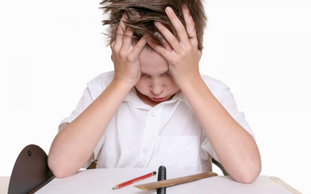 Bí quyết giảm căng thẳng khi con học tiểu học